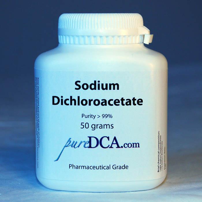 """Dicloroacetato, """"la cura del cáncer"""""""