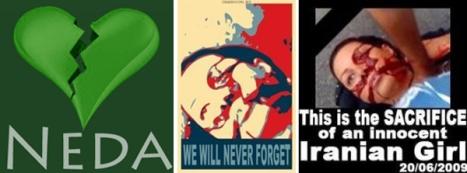 neda never forget