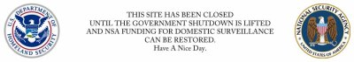 government shutdown 2