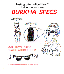 burkha-specs